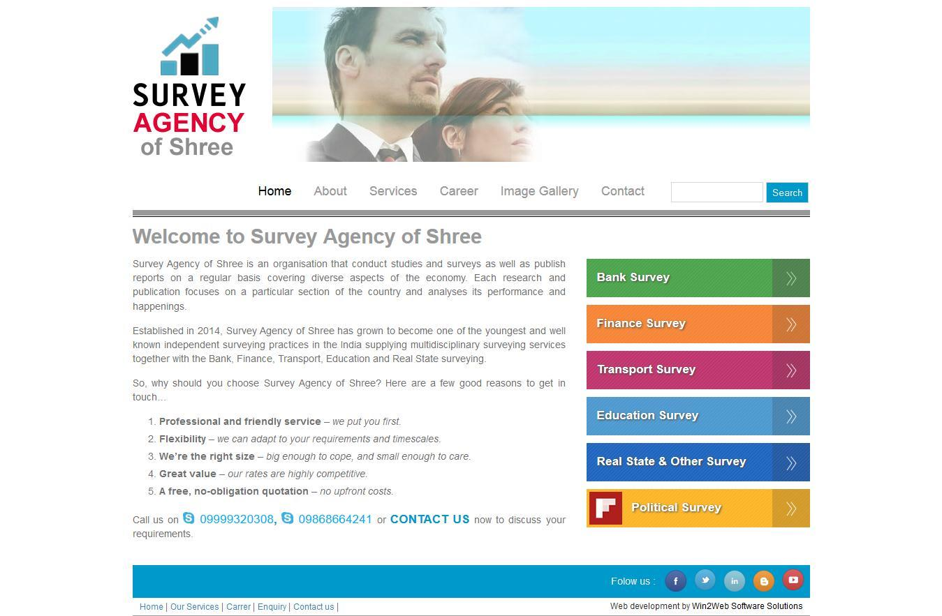 Survey Agency of Shree