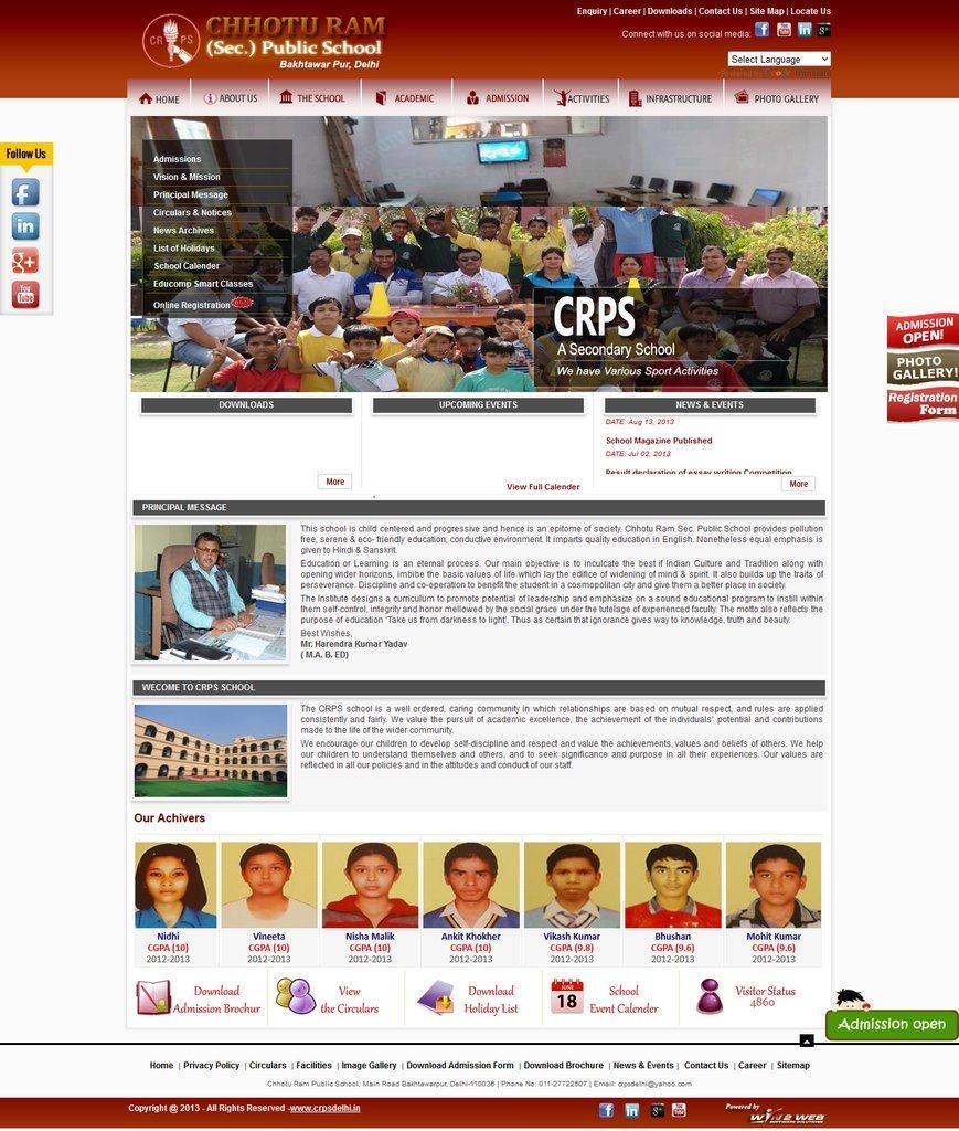 CPRS Delhi Public Secondary School